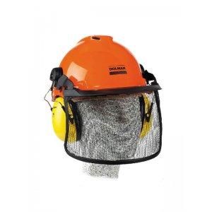 helma, štít, sluchátka  STOP